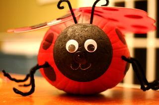Ladybugpumpkin