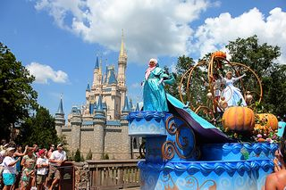 Magic Kingdom Parade 1