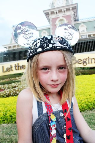 Magic Kingdom Holly Ears