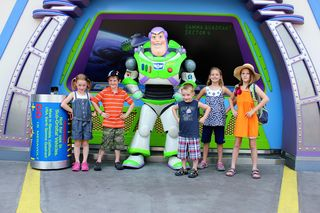 Magic Kingdom Buzz Lightyear