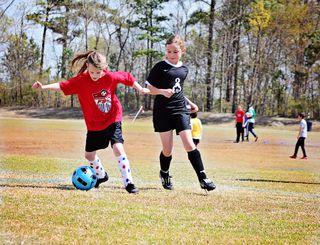 Hannah Soccer 2