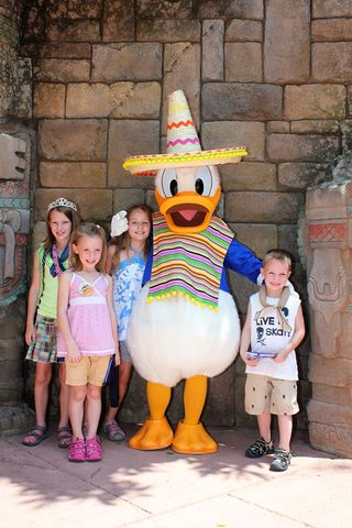 Epcot Mexico Small