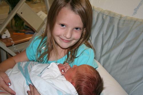 Hannah w/Brody